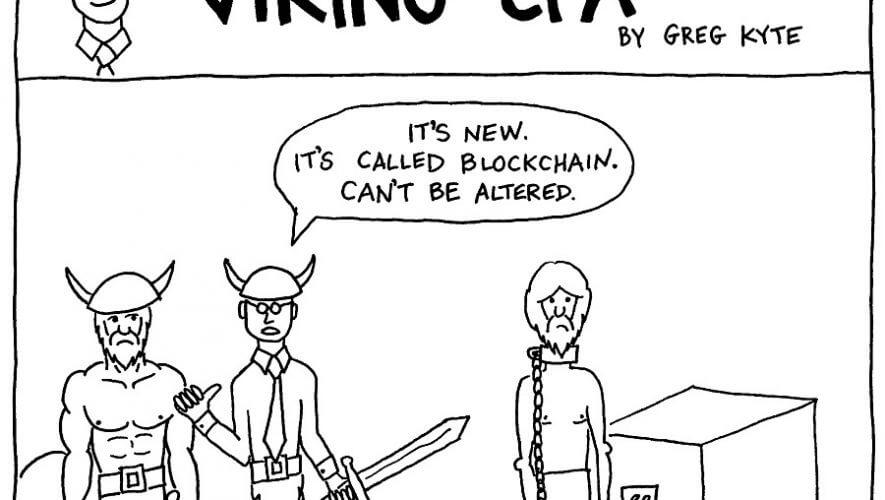 Viking CPA - Blockchain