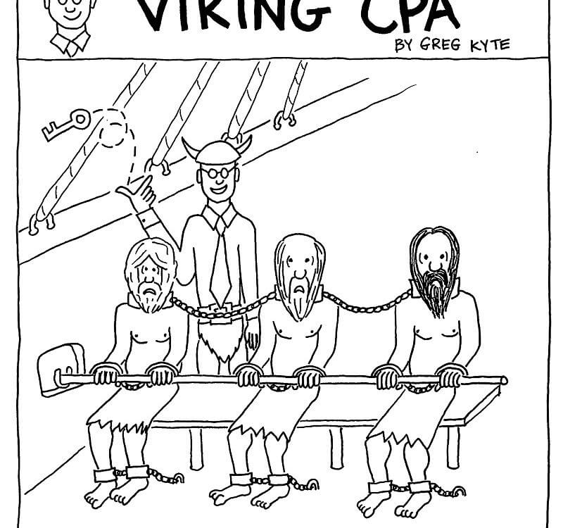 Viking CPA - New Staff Retention -