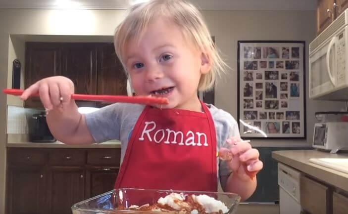 Roman the cook