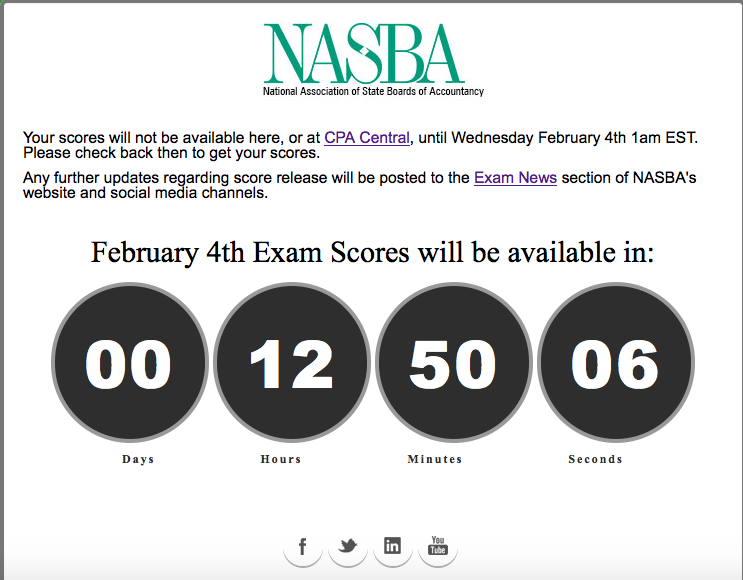 Friendly Reminder: NASBA Is Still Screwing With Your Head